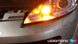 Intermitentes LEDIAMOND Peugeot 406 Coupe logo