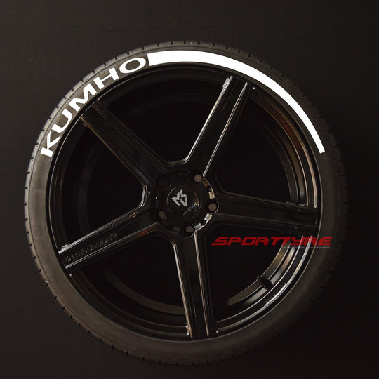 KUMHO Blanco 1 Flecha SportTyre EVO4 log