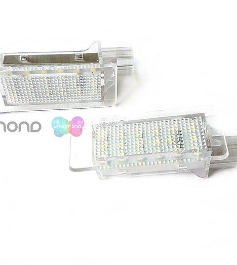Plafones LED Matrícula RENAULT LAGUNA II ESPACE IV SCENIC II LMD032402