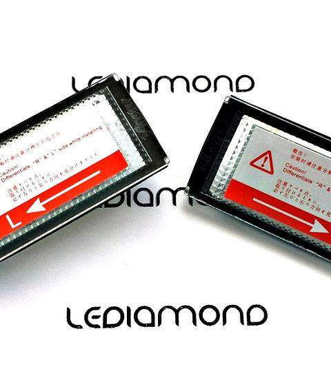 PLAFONES MATRICULA LED BMW E46 BMW E46 COUPE 2D y M3  LEDIAMOND LDM030101