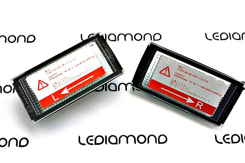 PLAFONES MATRICULA LED BMW E36 (92-98) LEDIAMOND LDM030117