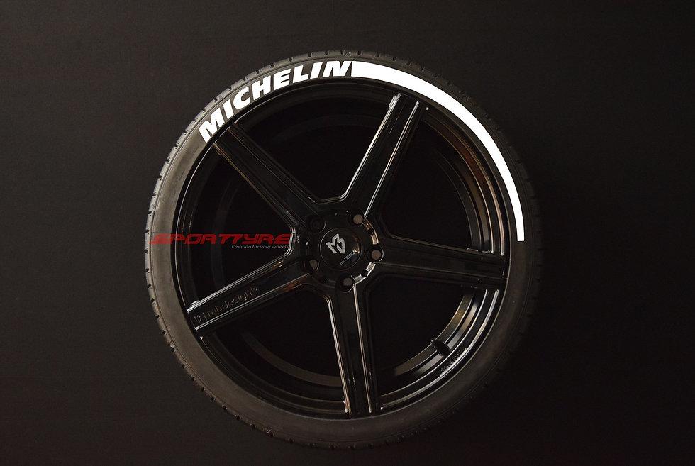 MICHELIN + ARROW SportTyre EVO4 Top Quality. Set 4 + 2 Activador + 1 Limpiador