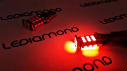 LEDIAMOND W16W-T15 ROJO SAMSUNG 2030 LUZ