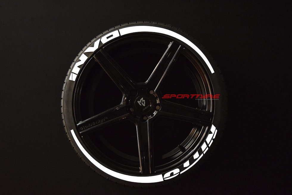 NITTO + INVO SportTyre EVO4 Top Quality Set 8 + 2 Activador + 1 Limpiador