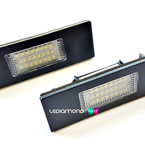 Plafones LED Matrícula MINI R55 R60  R61... LMD030103