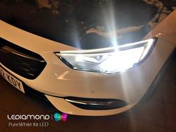 LEDIAMOND PureWhite Opel Insignia 2017 logo