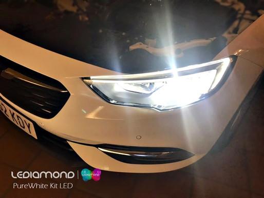 ¿Puedo poner bombillas LED a mi vehículo? La realidad.