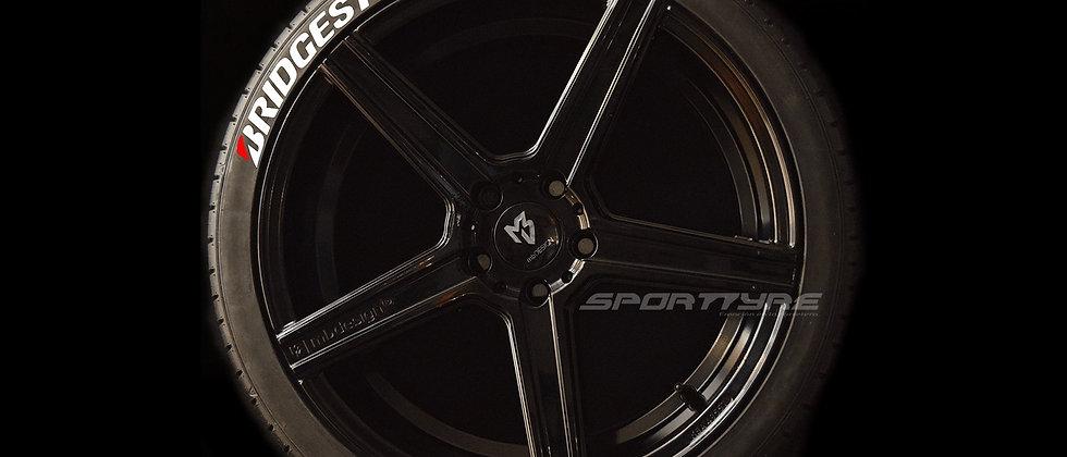 BRIDGESTONE SportTyre EVO4 High Performance. Set 4 + 1 Activador
