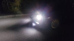 LEDIAMOND PUREWHITE NICTITANTE Noche Alfa Romeo