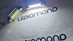 LEDIAMOND C5W-FESTOON ALUMINUM ICE LUZ 4