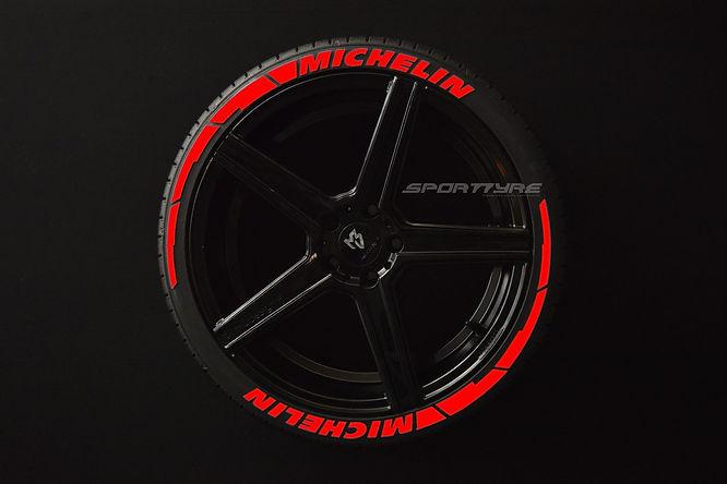 MICHELIN con SportTyre EVO3 Arrow Block