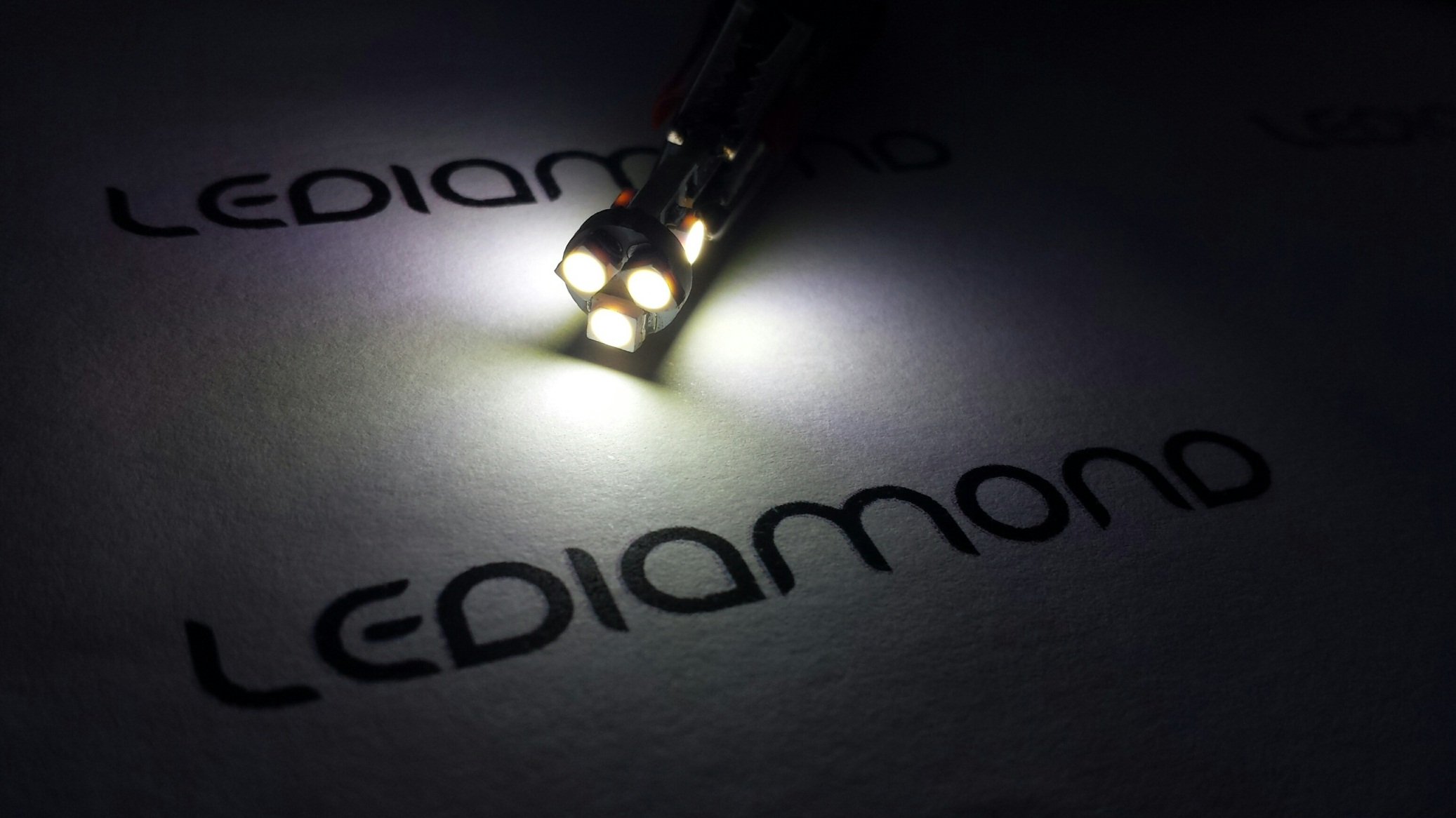 bombillas lediamond T5 premium 2 samsung 3528 B