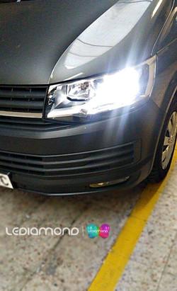 LEDIAMOND PUREWHITE II GOLD V2 VW CARAVELLE