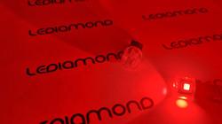 LEDIAMOND W5W-T10 CLEAR ROJO LUZ 2