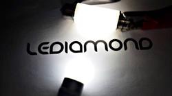 LEDIAMOND C5W-FESTOON EFECTO 3D luz