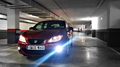 Bombillas LED Antiniebla en Seat Ibiza LEDIAMOND