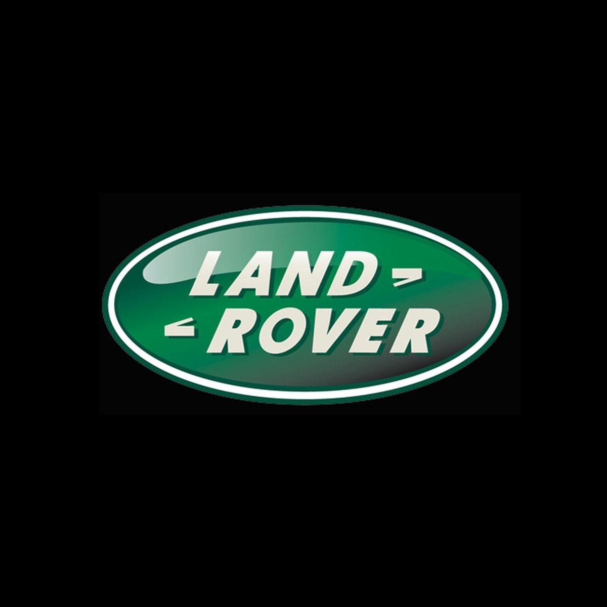 Plafones LED matricula LAND ROVER