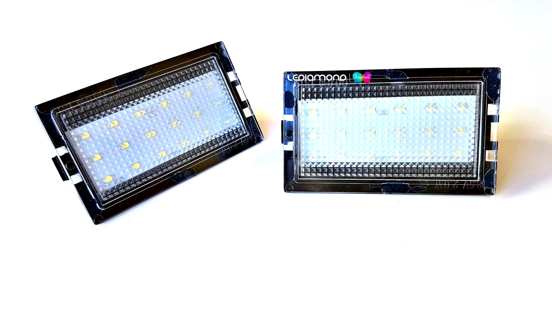 PLAFONES LED LAND ROVER LMD034301 LOGO