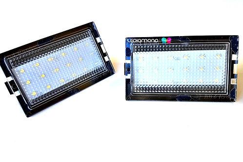 Plafones LED Matrícula LAND ROVER DISCOVERY III y IV FREELANDER ...  LMD034301