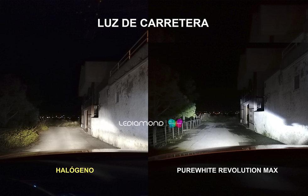 LUZ DE CARRETERA PUREWHITE REVOLUTION MA