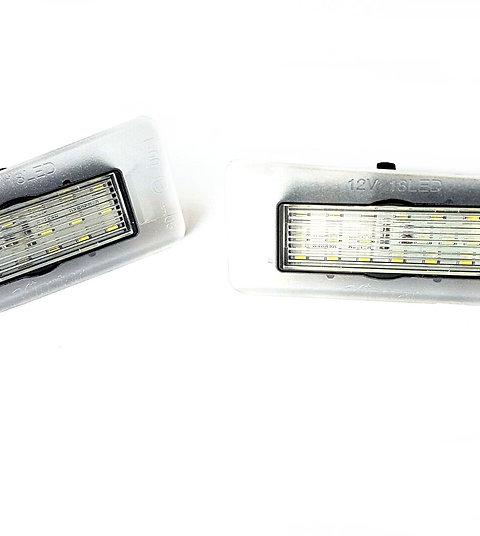 Plafones LED Matrícula HYUNDAI ELANTRA i30 LMD032102