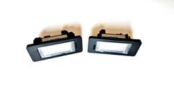 PLAFONES MATRICULA LED BMW E82 E88 E90 E91 E92 F30 F34 E39 E70 LEDIAMOND LMD030109