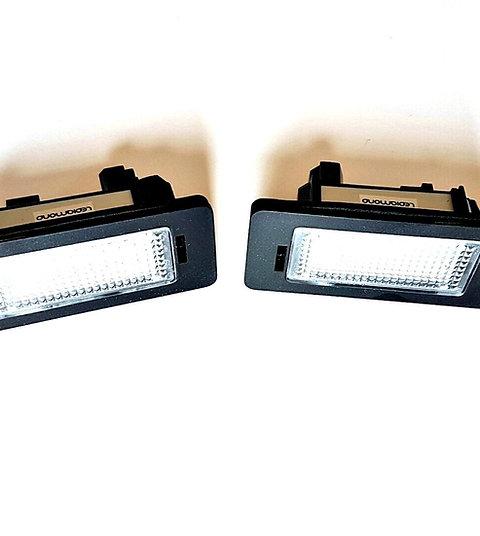 PLAFONES MATRICULA LED BMW E82 E88 E90 E91 E92 F30 F34 E39 LEDIAMOND LMD030109