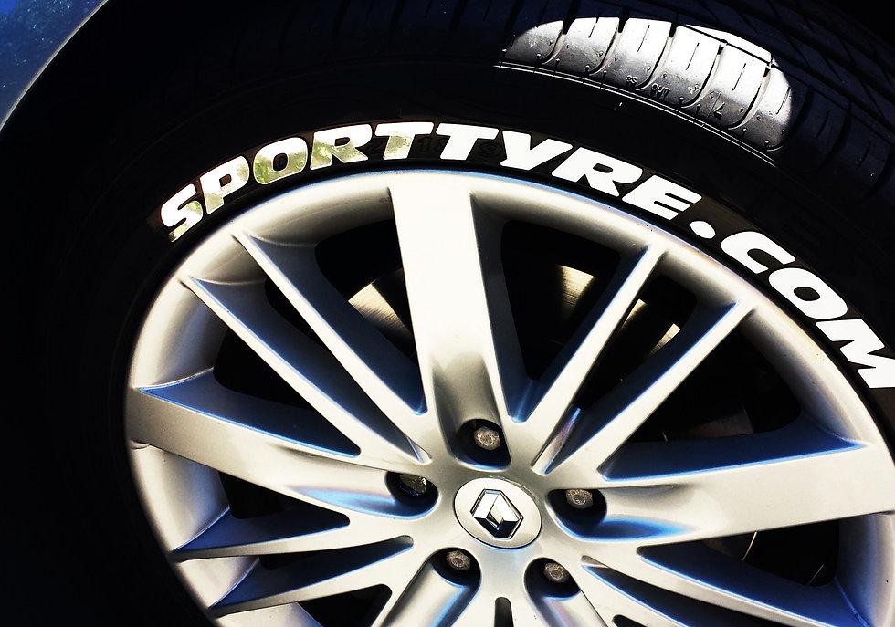 SportTyre EVO2: Símbolos Individuales de Altas Prestaciones