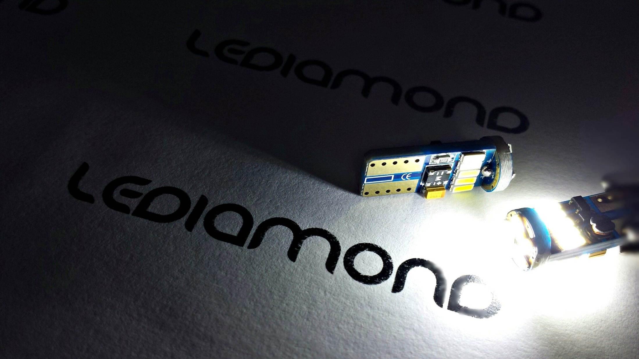 Bombilla LEDIAMOND W5WT10 BLUE EDITION 3 2