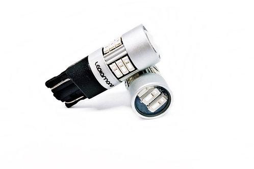 LEDiamond WY5W-T10 24V. Naranja Alto Brillo. Chip Samsung 4014