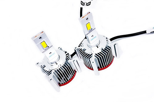 LEDiamond Kit LED PureWhite Conversion Xenon HID a LED. Alta Potencia