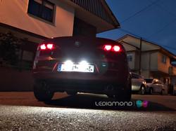 LEDIAMOND PLAFONES ALFA ROMEO 159 BLANCO DIAMANTE