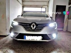 BOMBILLAS LED ANTINIEBLA LEDIAMOND H16 Renault Megane 4 logo