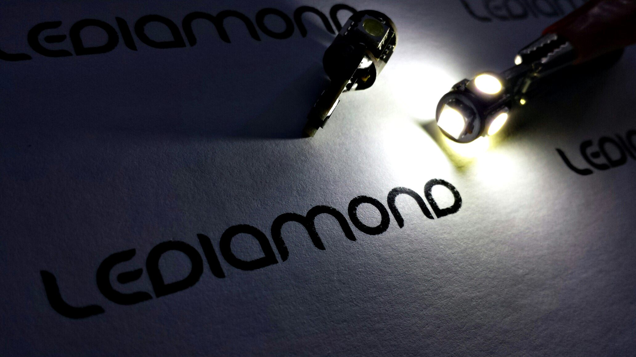LEDIAMOND W5W-T10 NEW GENERATION BLANCO DIAMANTE 3