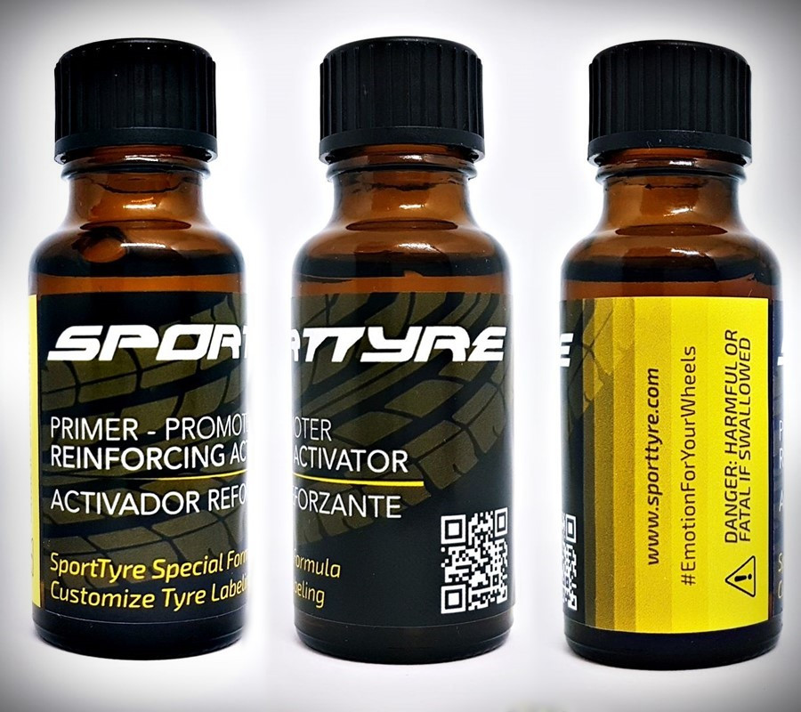 Reinforcing Activator SportTyre