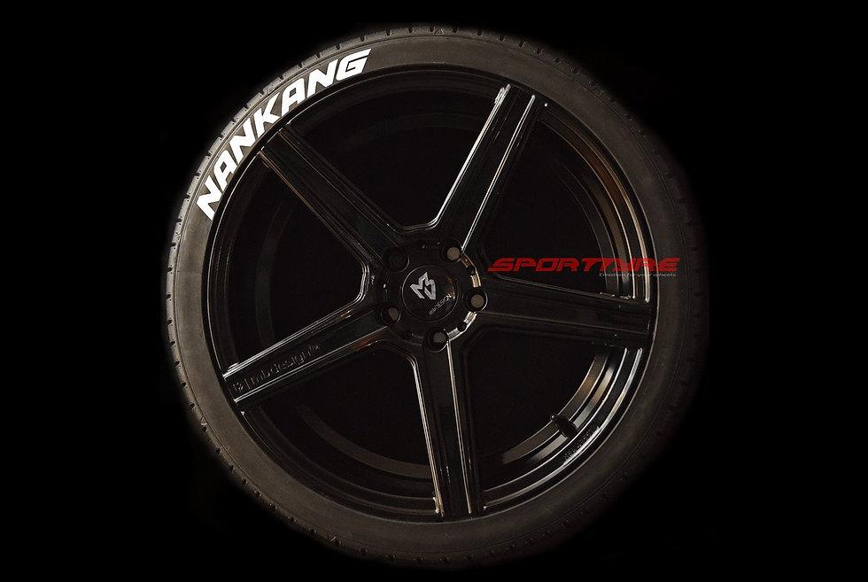 NANKANG SportTyre EVO4 High Performance. Set 4 + 1 Activador