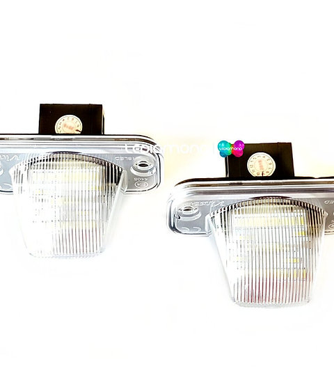 Plafones LED Matrícula VOLKSWAGEN T4 TRANSPORTER VARIAS JETTA CADDY... LMD030626