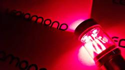 LEDIAMOND P21 5W BAY15D POSICION FRENO ROJO alta gama luz 2017 2