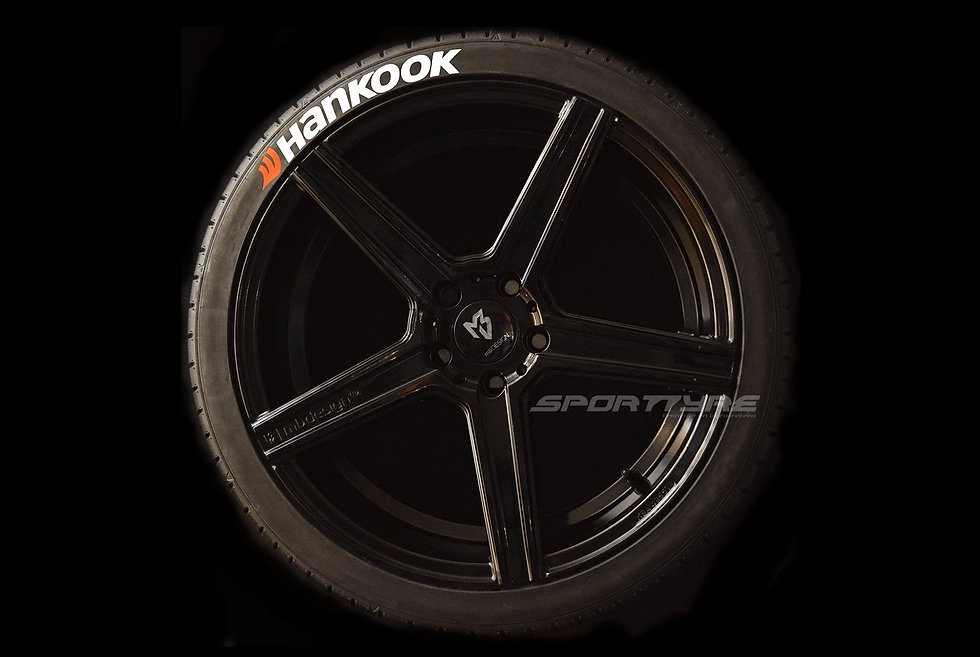 HANKOOK SportTyre EVO4 High Performance. Set 4 + 1 Activador