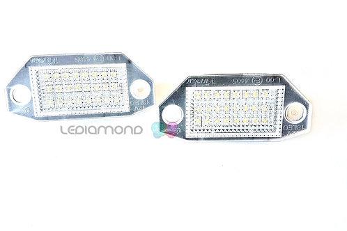 Plafones LED Matrícula FORD CMAX FOCUS II LMD030701
