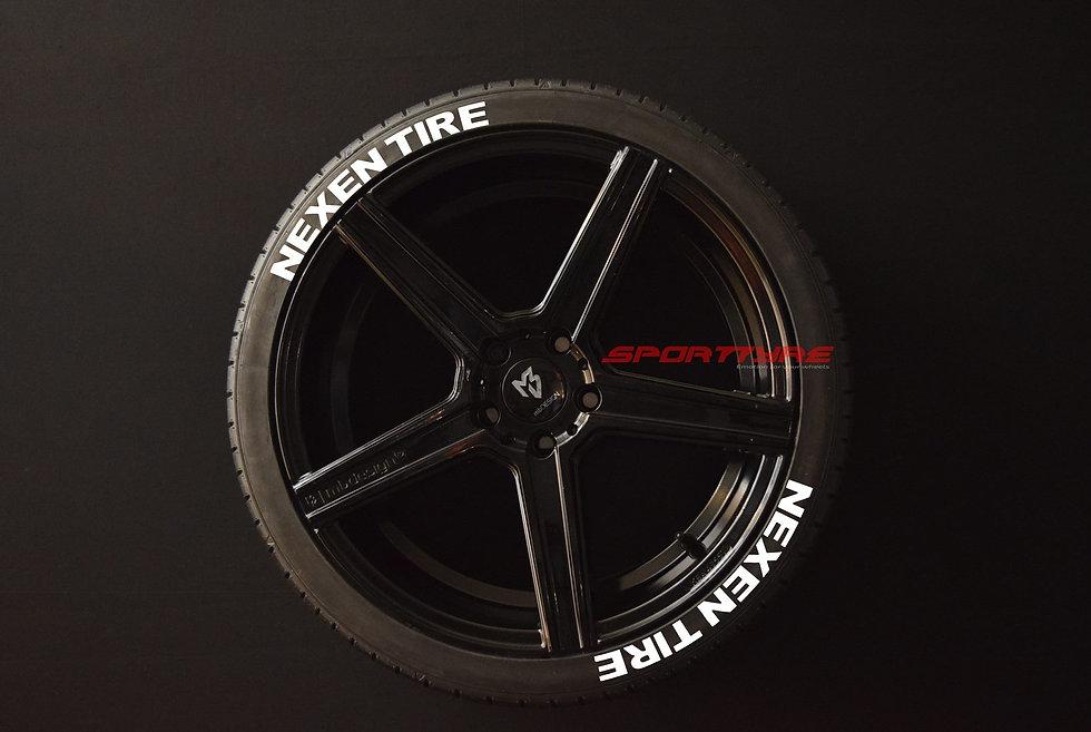NEXEN TIRE SportTyre EVO4 High Performance. Set 8 + 1 Activador