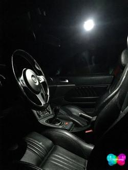 Interior bombillas LED Alfa Romeo LEDIAMOND FESTOON