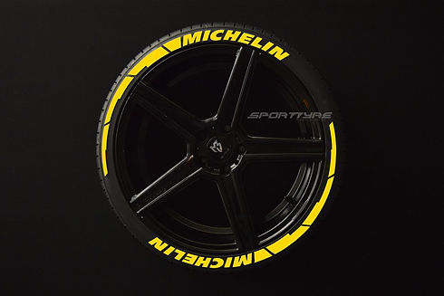 MICHELIN con SportTyre EVO3 Arrow Block