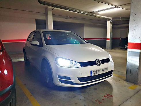 VOKSWAGEN GOLF KIT LED H7 PUREWHITE LEDI
