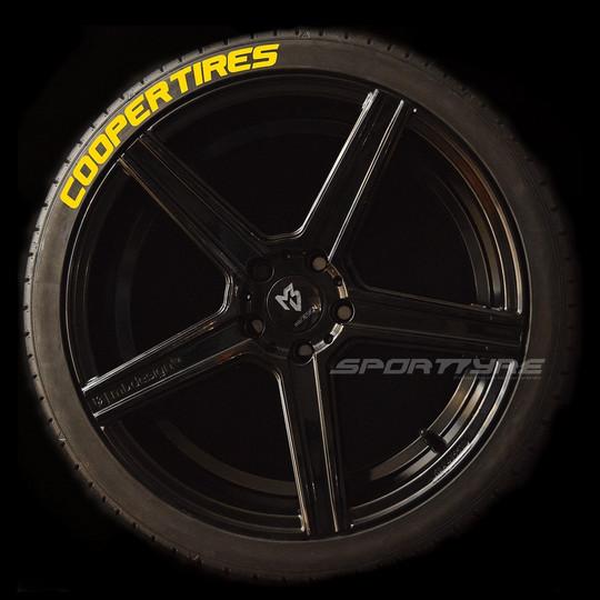 COOPER TIRES amarillo 1 SportTyre EVO4 l