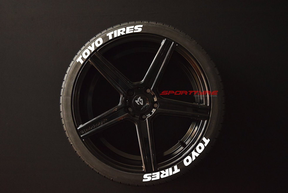 TOYO TIRES SportTyre EVO4 High Performance. Set 8 + 1 Activador