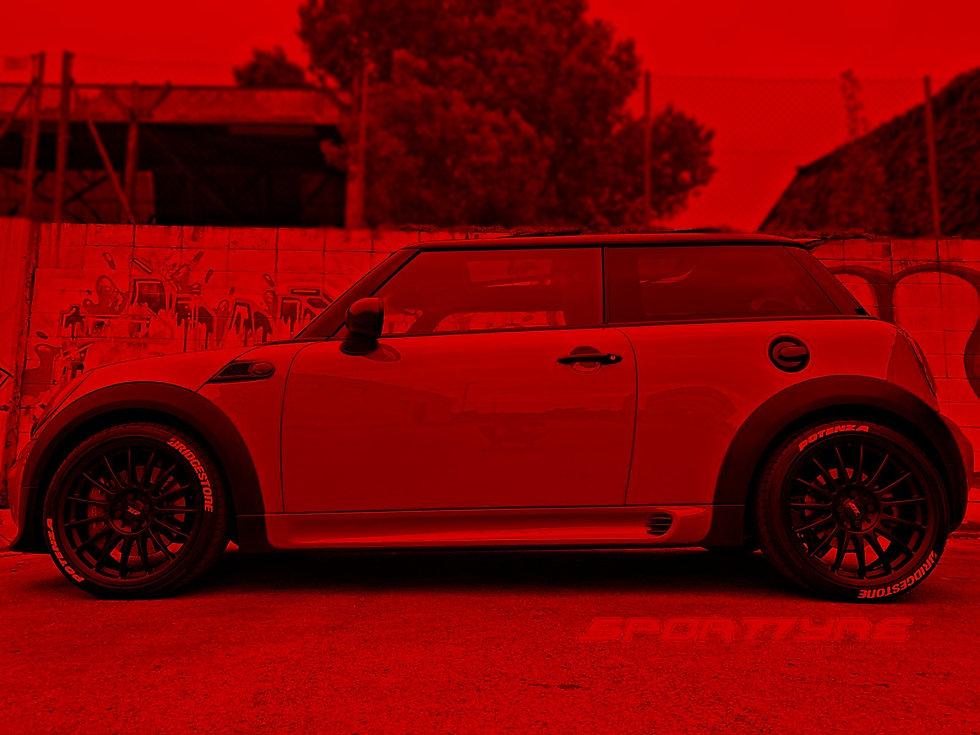 Bridgestone Potenza SportTyre Mini