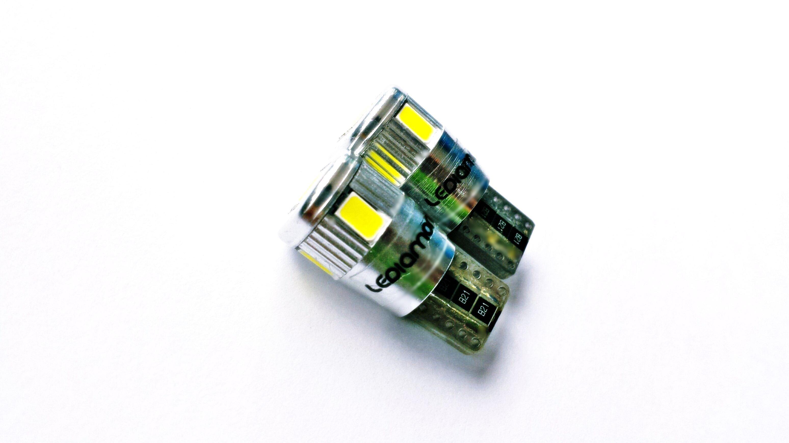 Bombillas W5W-T10 Premium 6SMD 5630 Samsung WEB