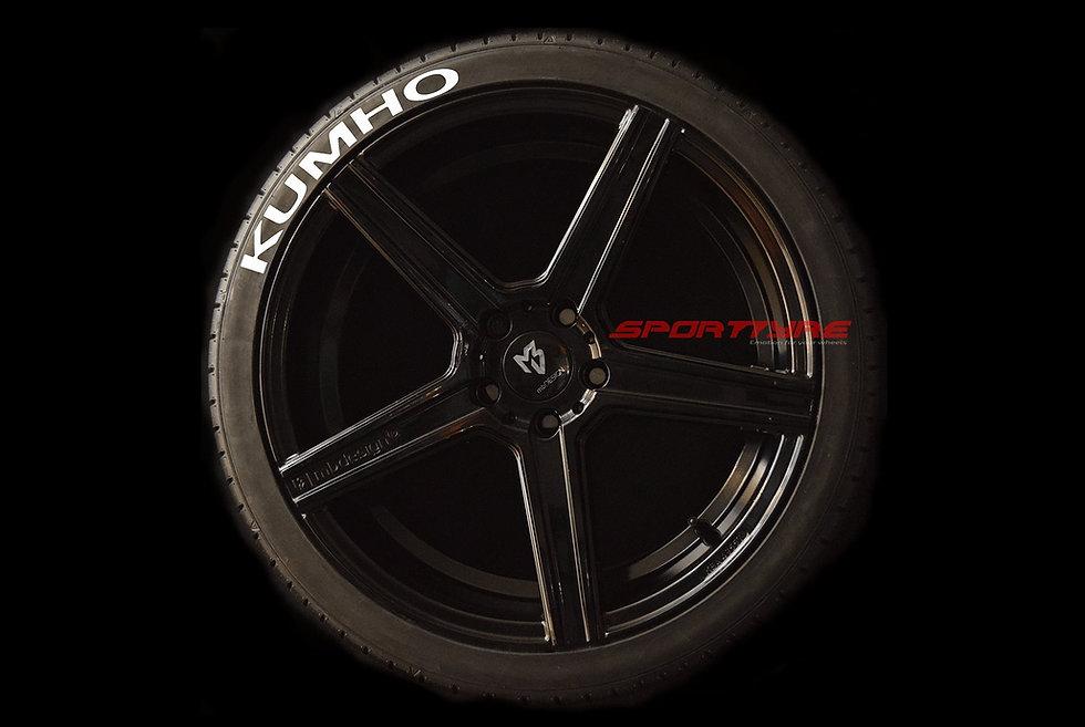 KUMHO SportTyre EVO4 High Performance. Set 4 + 1 Activador