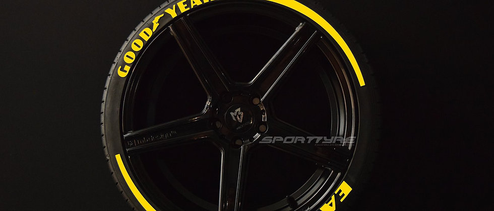 GOODYEAR + EAGLE + ARROW. SportTyre EVO4 Set (4+4) + 2 Primer + 1 Limpiador